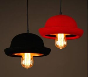 Люстра-шляпа