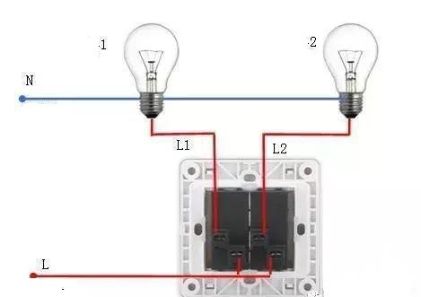 Две лампочки