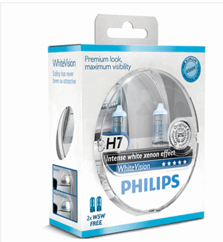 1 Philips WhiteVision h7
