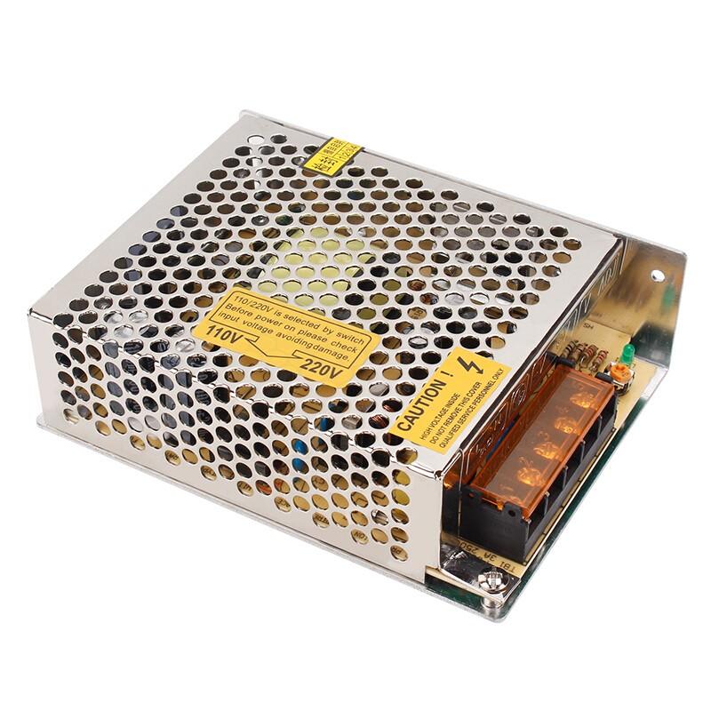 Выбираем и подключаем блок питания 12 В для светодиодной ленты своими руками