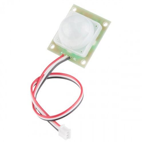 Как собрать и подключить светодиодную ленту с датчиком движения