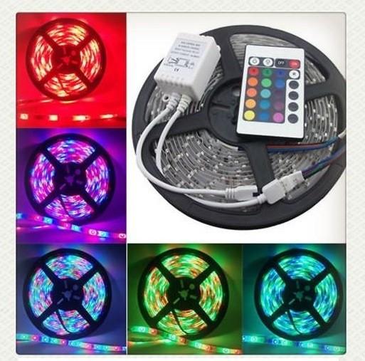 Виды и подключение RGB-контроллера для светодиодной ленты