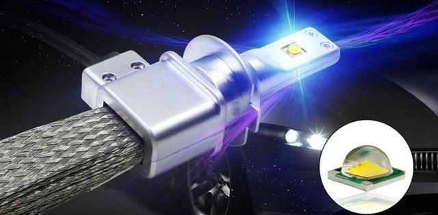 Замена ламп ближнего света на Ладе Гранда