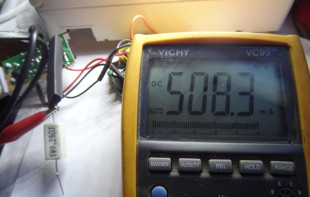 Формула и пример расчета ограничительного резистора для светодиода