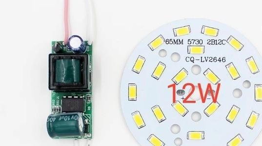 Как подключить светодиод к 12 Вольтам