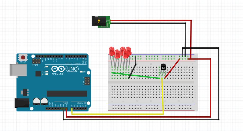 Адресная светодиодная лента для Arduino: маркировка, характеристики, подключение