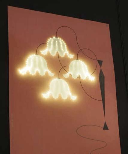 Подсветка стен своими руками