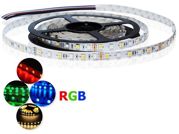 Светодиодная лента RGB: технология, отличие от обычной, подключение