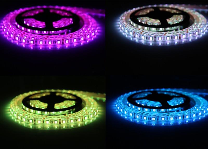 Устройство, виды и подключение RGB светодиодов
