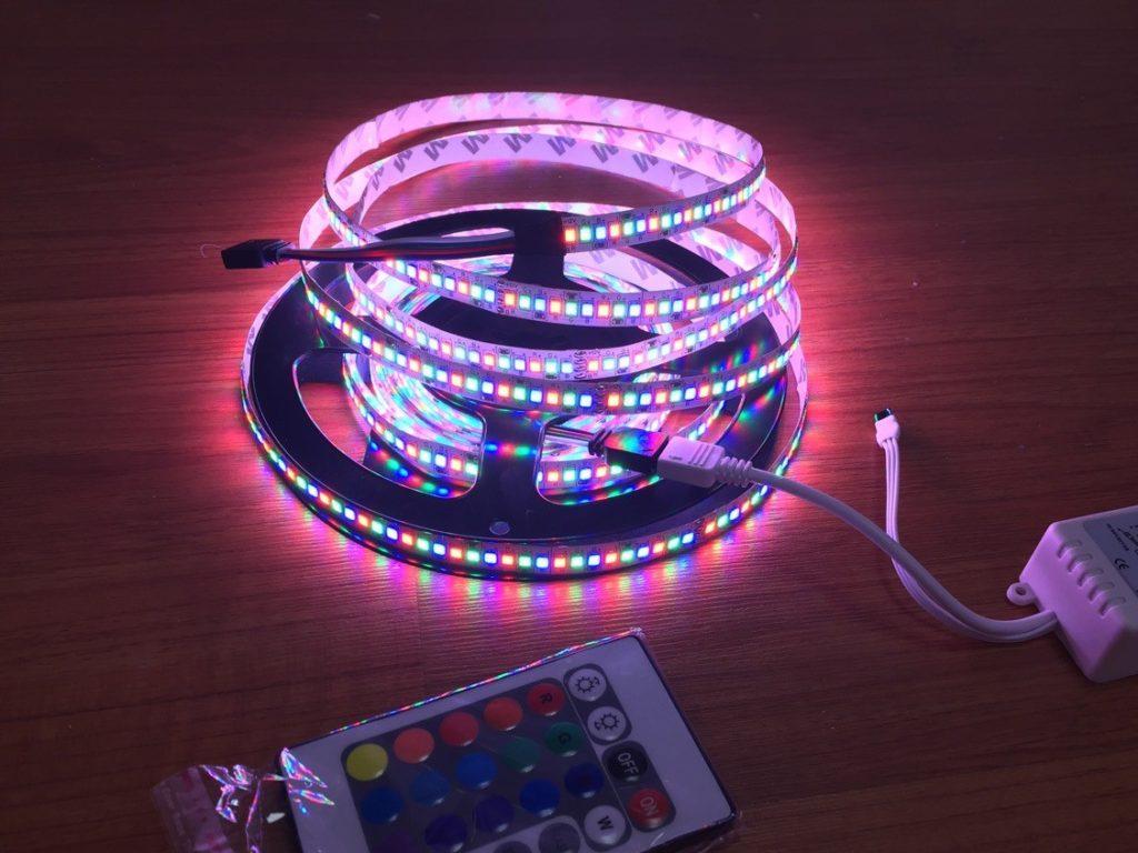 Что такое и где применяется RGB-подсветка
