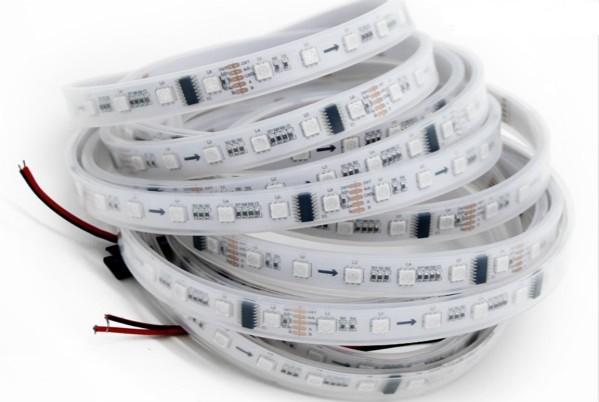 Устройство и подключение светодиодной ленты на 12 В