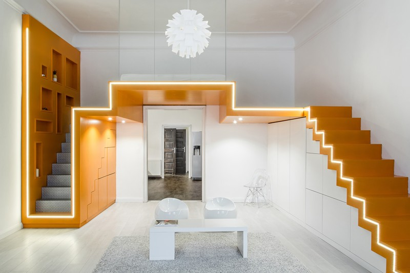 Особенности светодиодного освещения в квартире: виды, схемы, монтаж