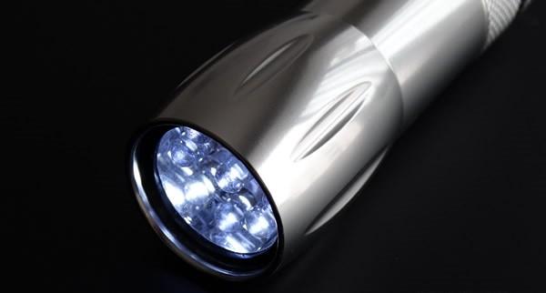Автономный светодиодный светильник на батарейках