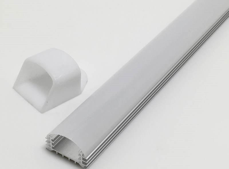 Виды и конструктивные особенности корпусов для светодиодных светильников