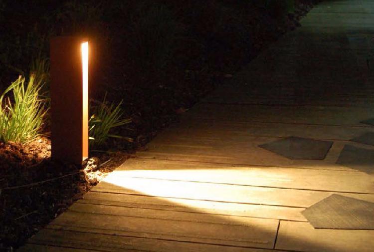 Как организовать освещение и выбрать светильник для террасы