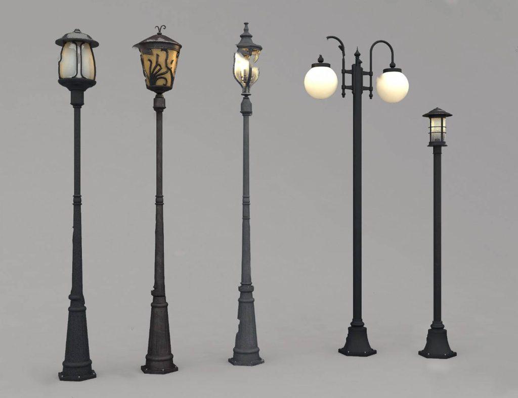 Уличный фонарь своими руками: необходимые материалы, требования к безопасности, монтаж