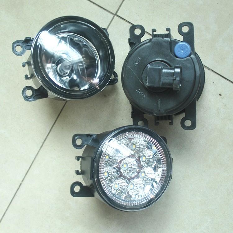 Инструкция по замене габаритных ламп на Рено Логан