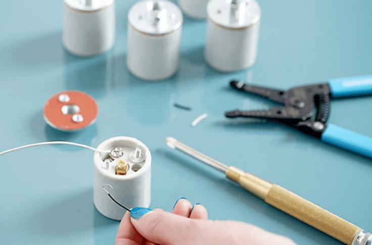 Светильник в стиле лофт из водопроводных труб: как сделать своими руками