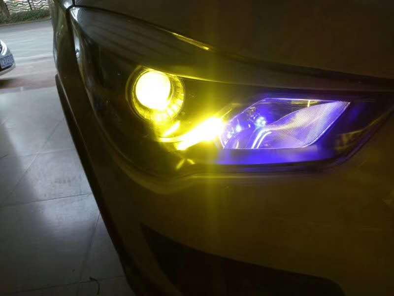 Лучшие модели и порядок замены ламп ближнего света Лада Приора